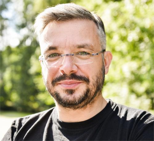 Portrait de Mathieu Fontaine, praticien de massage bien-être